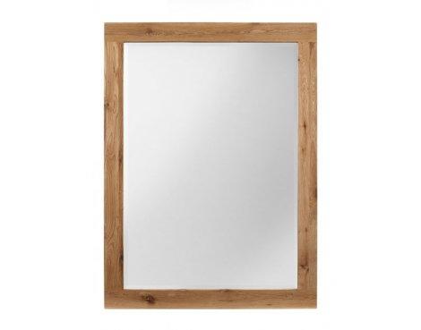 Lansdown Oak Large Mirror