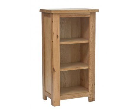 Lansdown Oak Small Bookcase