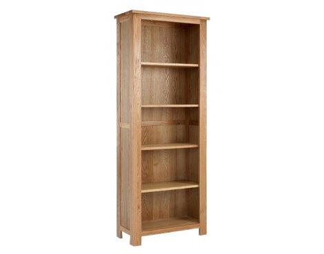 Lansdown Oak Tall Bookcase
