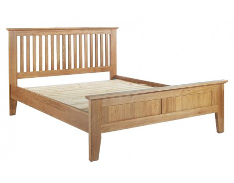 Sherwood Oak 5ft Bed