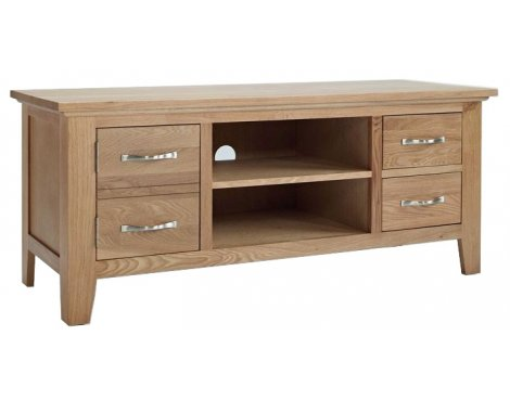 Sherwood Oak TV Unit