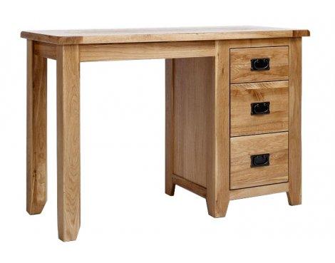 Westbury Reclaimed Oak Dressing Table