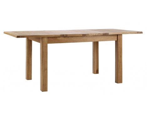 Westbury Reclaimed Oak Extending Table