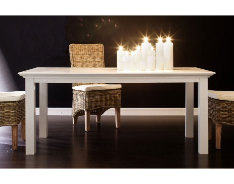 Whitehaven Painted 160cm Dining Table