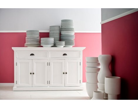 Whitehaven Painted Large Buffet / Sideboard