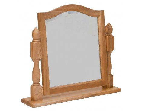 Westbury Reclaimed Oak Dressing Table Mirror