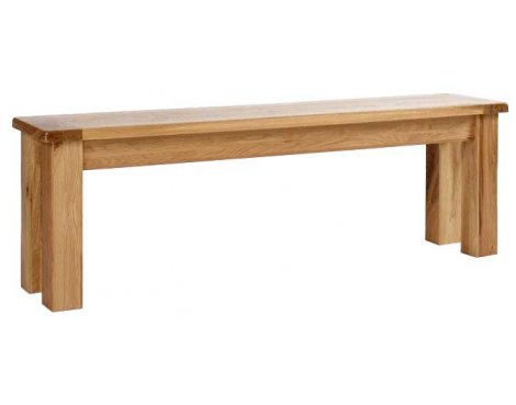 Westbury Reclaimed Oak Bench