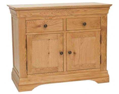 Normandy Oak 3ft Dresser Base