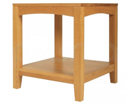 Hereford Oak Lamp Table
