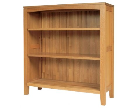 Hereford Oak 3x3 Bookcase