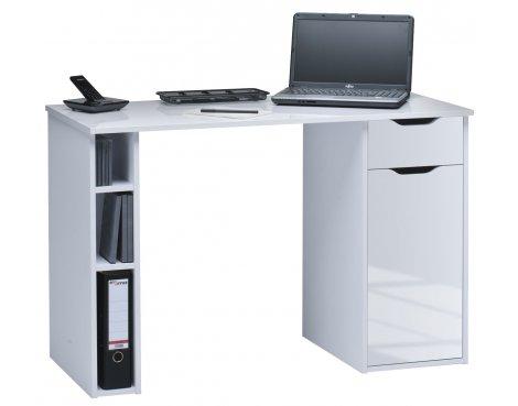 Maja Vegas White Computer Desk