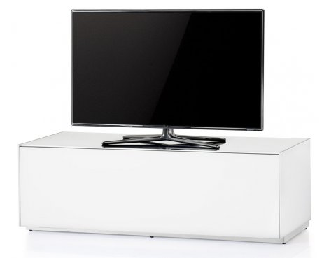 Sonorous EX12 White TV Cabinet For Up To 60""