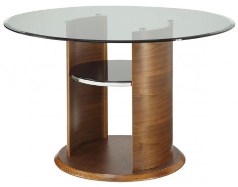 Jual JF603 Walnut Dining Table