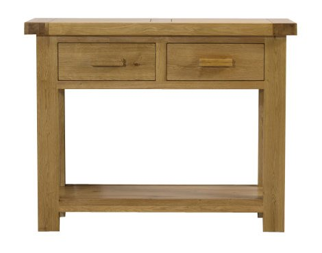 Mark Harris Avignon Oak Console Table