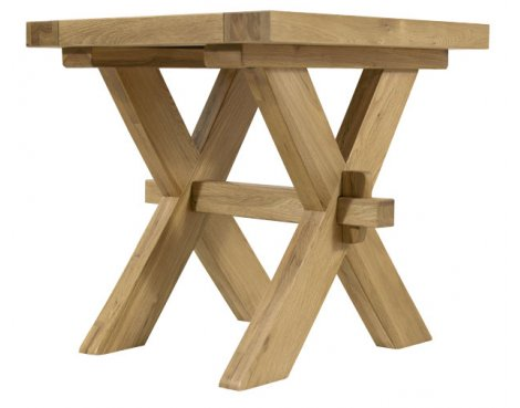 Mark Harris Avignon Oak Lamp Table