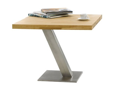 Mark Harris Montana Oak Lamp Table