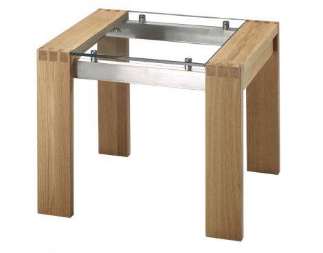 Mark Harris Roma Oak Lamp Table