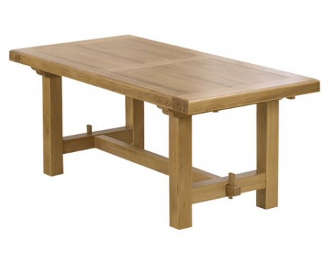 Mark Harris Ayelsbury Oak Dining Table