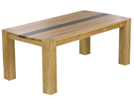 Mark Harris Barista Oak Dining Table