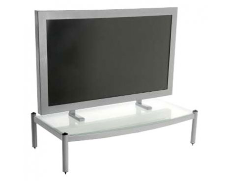 Atacama Equinox Top Shelf Unit - Silver