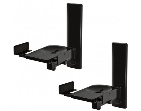 B-Tech Pair of Black Side-Clamping Speaker Mounts