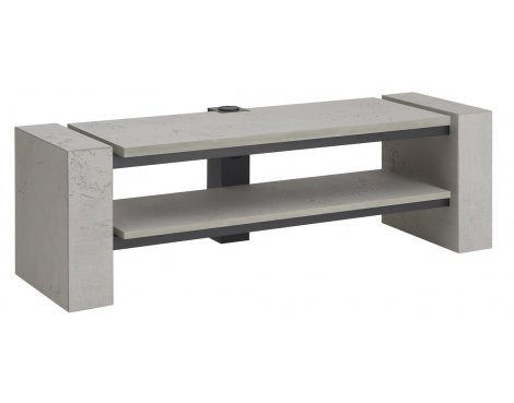 Schnepel X-Line 1400 Concrete Finish TV Stand