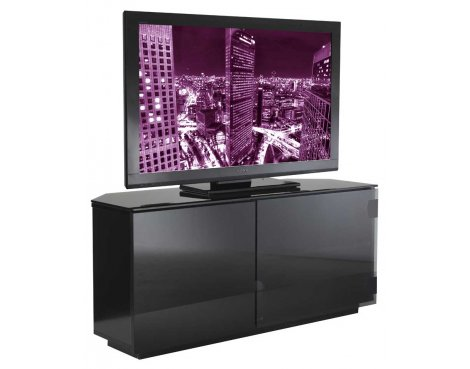Tokyo High Gloss Black TV Stand