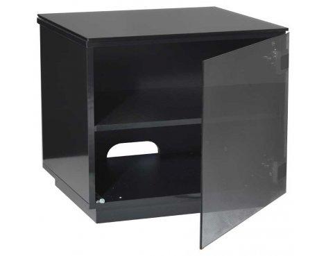 Barcelona High Gloss Black TV Stand
