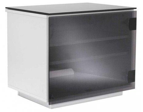 Barcelona High Gloss Black & White TV Stand