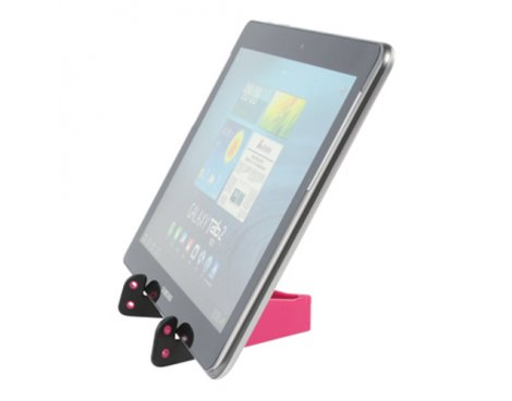Universal Pink Tablet Stand For All Tablets up to 10""