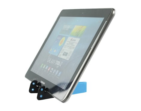 """Universal Blue Tablet Stand For All Tablets up to 10\"""""""