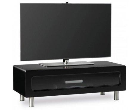 Alphason ABR1100CB Black TV Stand
