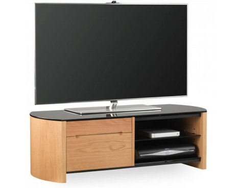 Alphason FW1100CB Oak Veneer TV Stand