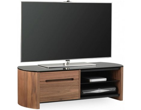 Alphason FW1100CB Walnut Veneer TV Stand