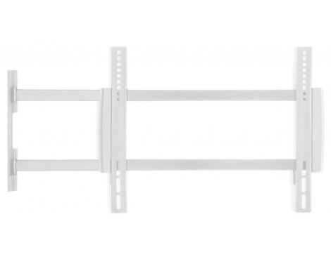 "Universal Swing Arm White for up to 47"" TVs"