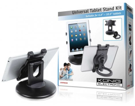 Universal Tablet Stand Combo