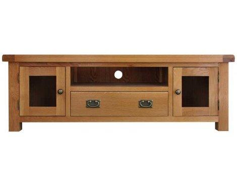 Ultimum Dere Rustic Oak TV Stand