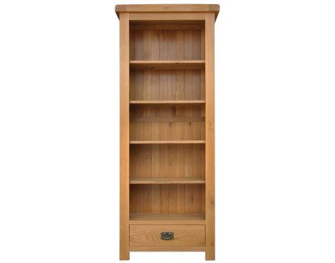 Ultimum Dere Medium Oak Bookcase