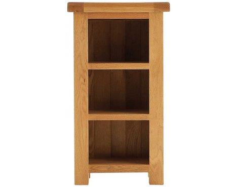 Ultimum Oakham Narrow Oak Bookcase