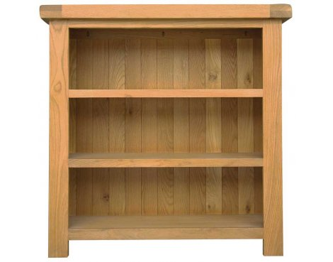 Ultimum Dere Small Oak Bookcase