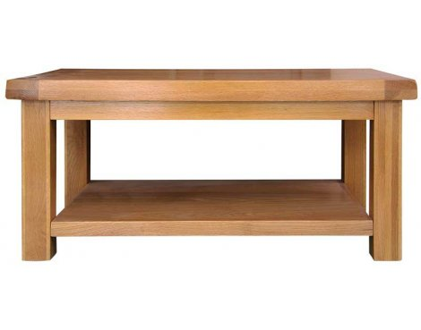 Ultimum Dere Oak Coffee Table