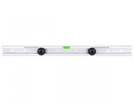 """Universal Wallmount White for up to 46\"""" TVs"""