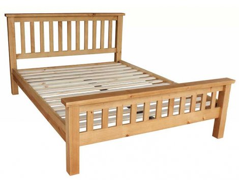 Ultimum Pennine 5ft King Size Bed