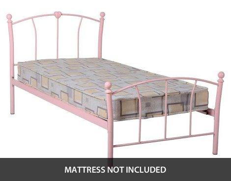 "ValuFurniture Caitlin 3\'0\"" Children\'s Single Bed"