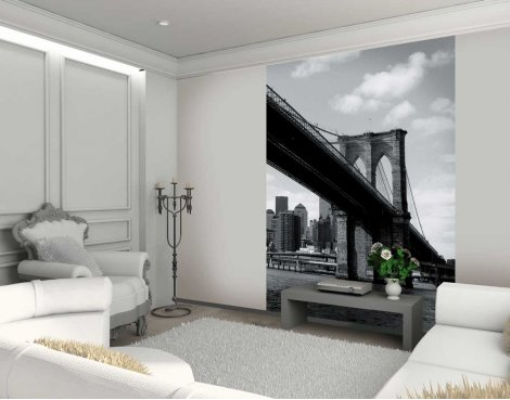 1Wall New York Skyline Wall Mural