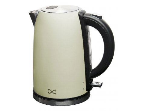Daewoo DSK7A3C Cream Cordless Jug Kettle - 1.7L