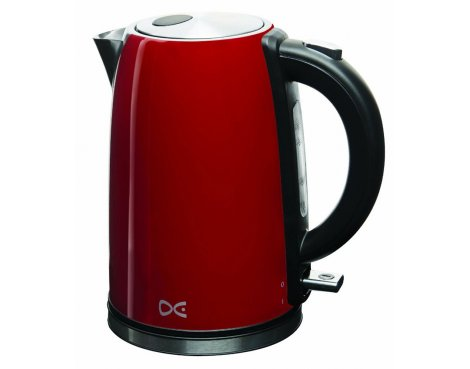 Daewoo DSK7A3R Red Cordless Jug Kettle - 1.7L