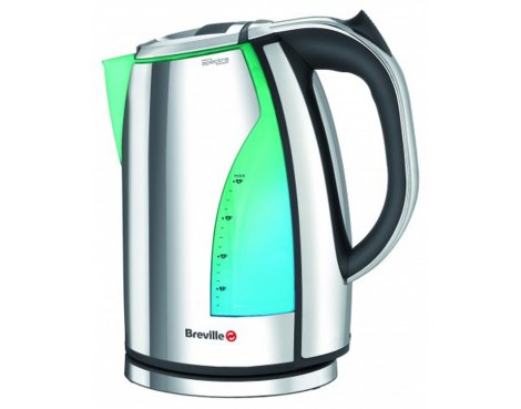 Breville Spectra VKJ596 Illuminated Steel Jug Kettle - 1.7L