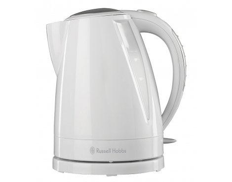 Russell Hobbs 15075 Buxton Gloss White Kettle - 1.6L