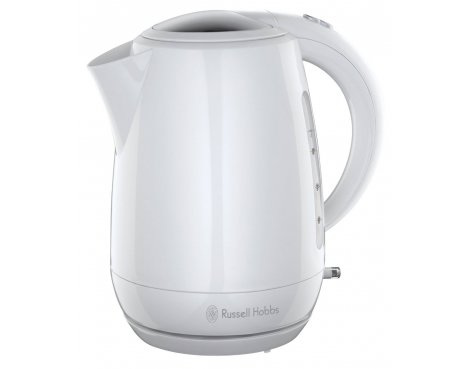 Russell Hobbs 18540 Breakfast Collection White Jug kettle - 1.7L